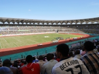 African Cup at National Stadium